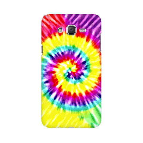 Tie & Die Art Samsung J3 Phone Cover