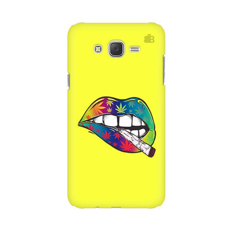 Trippy Lips Samsung J3 Phone Cover