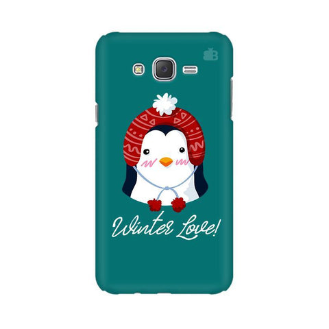 Winter Love Samsung J3 Phone Cover
