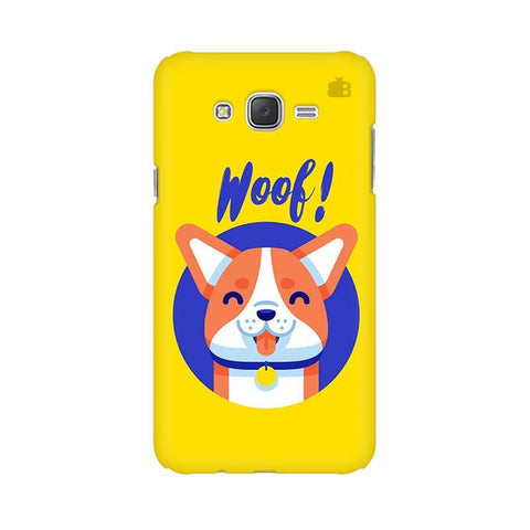 Woof Samsung J3 Phone Cover