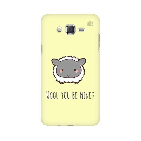 Wool Samsung J3 Phone Cover
