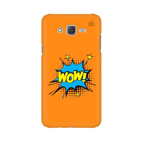 Wow! Samsung J3 Phone Cover