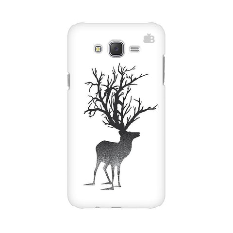 Abstract Deer Samsung J5 2016 Cover