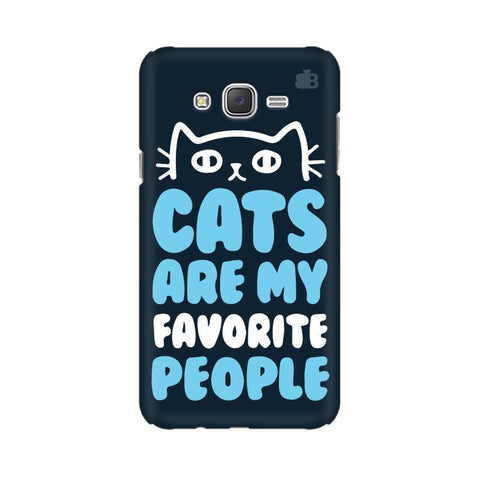 Cats favorite People Samsung J5 2016 Cover
