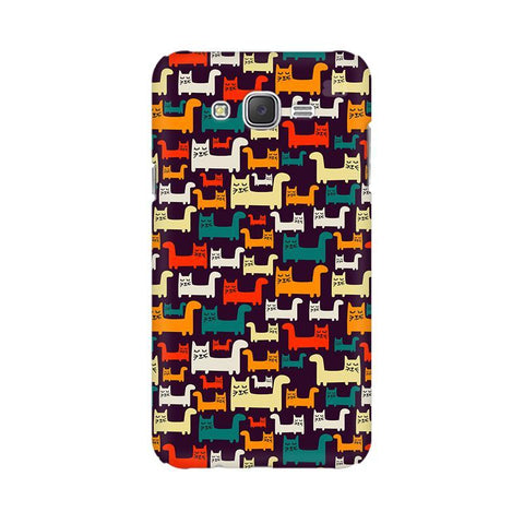 Chill Cats Samsung J5 2016 Cover