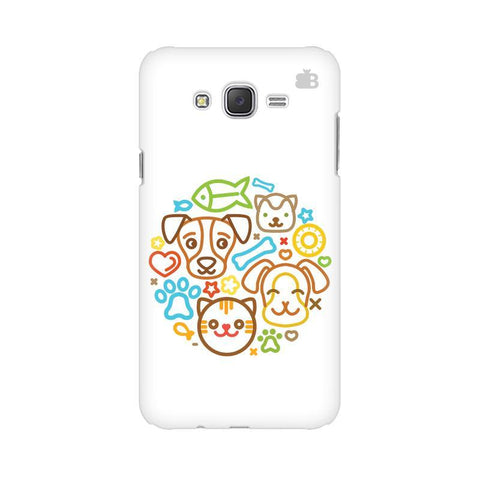 Cute Pets Samsung J5 2016 Cover