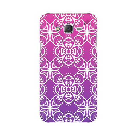 Indian Ethnic Art Samsung J5 2016 Cover