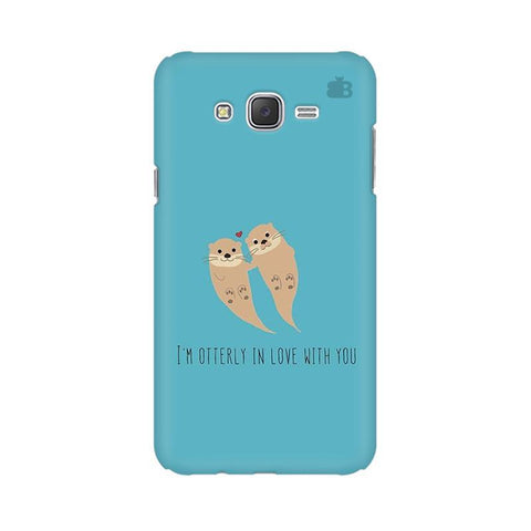 Otterly Love Samsung J5 2016 Cover