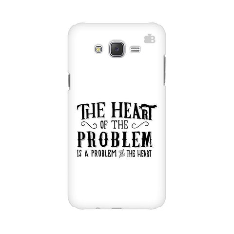 Problem of the Heart Samsung J5 2016 Cover