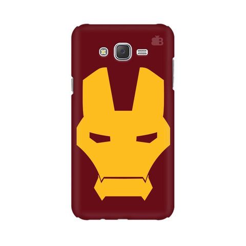 Superhero Mask Samsung J5 2016 Cover