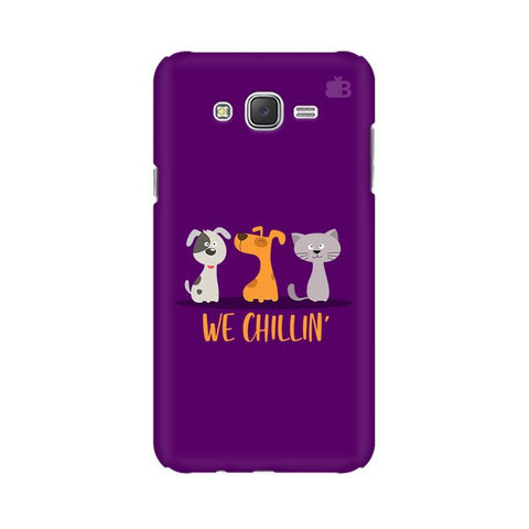 We Chillin Samsung J5 2016 Cover