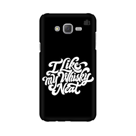 Whiskey Neat Samsung J5 2016 Cover