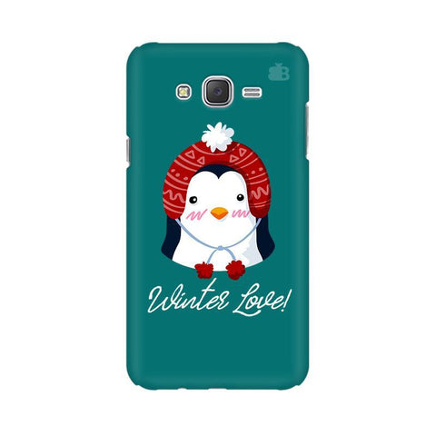 Winter Love Samsung J5 2016 Cover