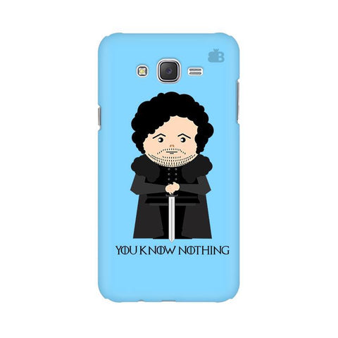 You Know Nothing Samsung J5 2016 Cover