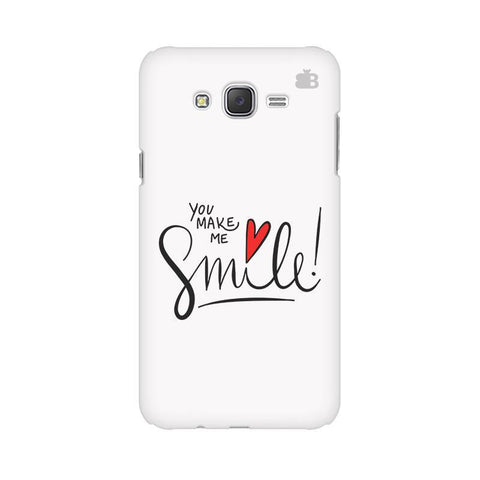 You make me Smile Samsung J5 2016 Cover