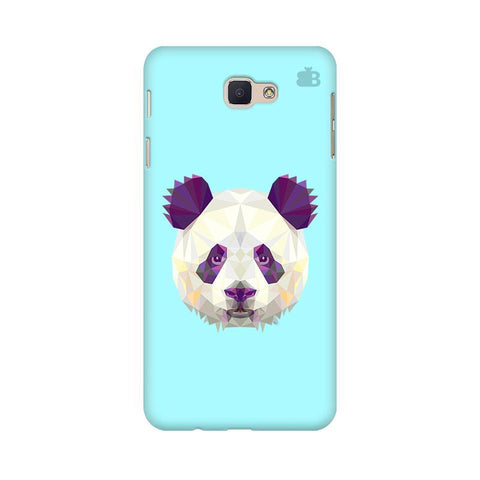 Abstract Panda Samsung J5 Prime Cover
