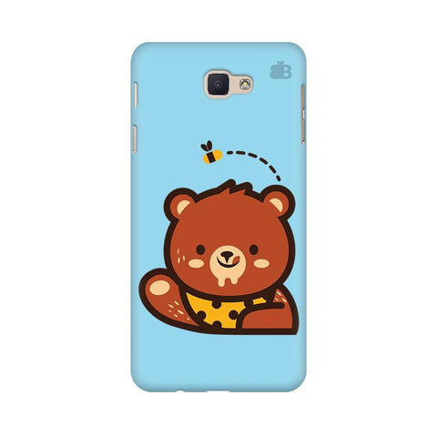 Bear Loves Honey Samsung J5 Prime Cover