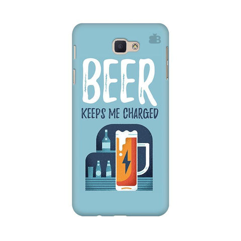 Beer Charged Samsung J5 Prime Cover