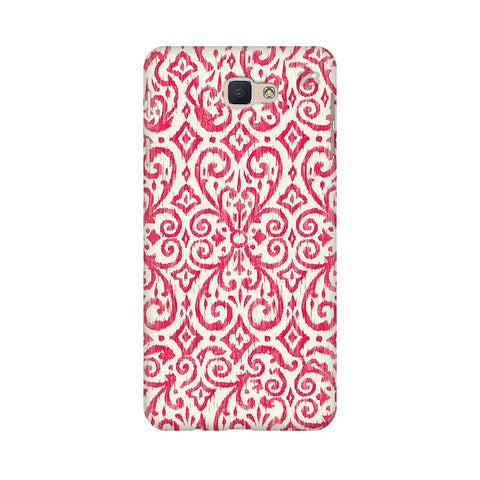 Bright Ikat Art Samsung J5 Prime Cover