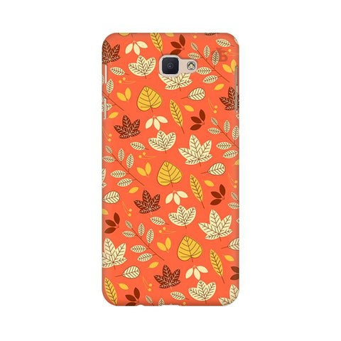 Cute Leaves Pattern Samsung J5 Prime Cover