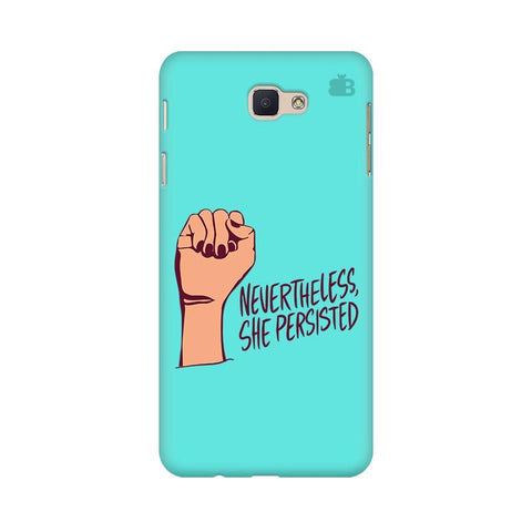 She Persisted Samsung J5 Prime Cover