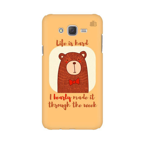 Bearly Made It Samsung J5 Cover