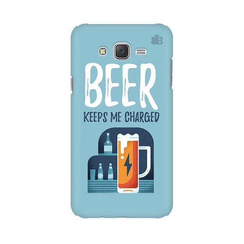 Beer Charged Samsung J5 Cover