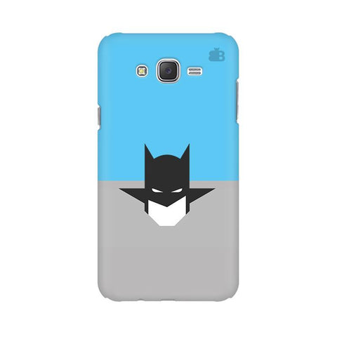 Cracked Maskman Samsung J5 Cover
