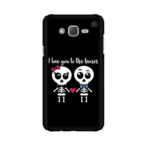 Love to the Bones Samsung J5 Cover