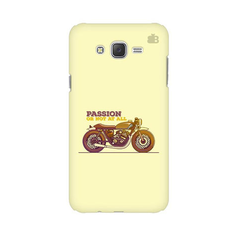 Passion for Motor Samsung J5 Cover