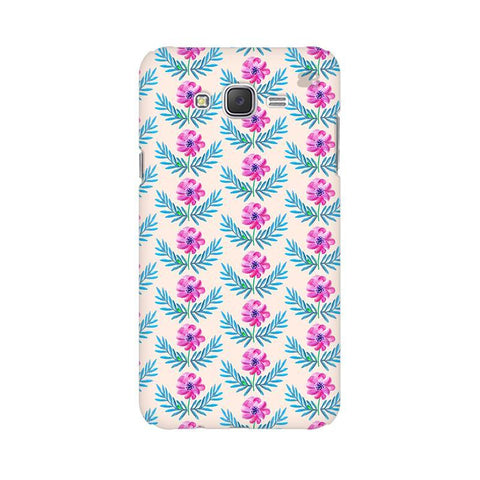 Pink Watercolor Pattern Samsung J5 Cover