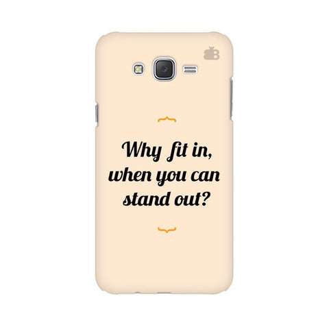Stand Out Samsung J5 Cover
