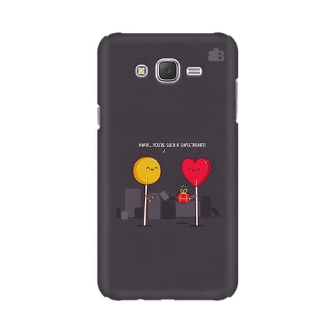Sweetheart Samsung J5 Cover