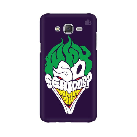 Why So Serious Samsung J5 Cover