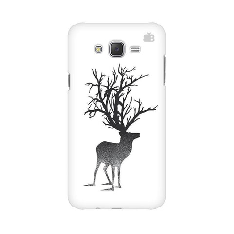Abstract Deer Samsung J7 2016 Cover