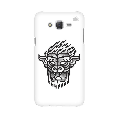 Arty Lion Samsung J7 2016 Cover