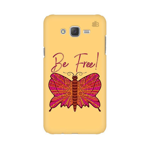Be Free Samsung J7 2016 Cover