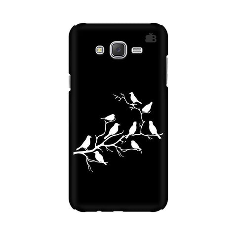Birds on branches Samsung J7 2016 Cover