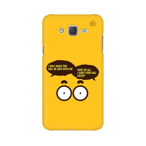 Cant Even Sleep Samsung J7 2016 Cover