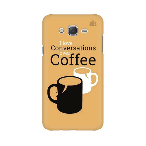 Convos over Coffee Samsung J7 2016 Cover