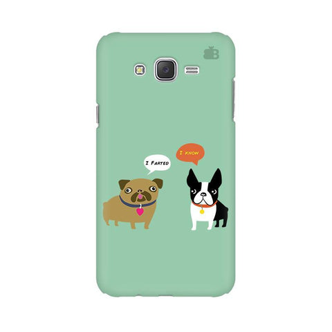 Cute Dog Buddies Samsung J7 2016 Cover