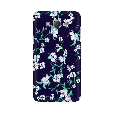 Dogwood Floral Pattern Samsung J7 2016 Cover