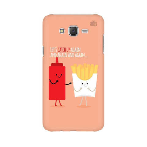 Let's Catch Up Samsung J7 2016 Cover