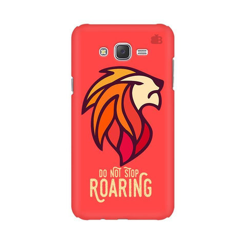 Roaring Lion Samsung J7 2016 Cover