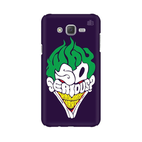Why So Serious Samsung J7 2016 Cover