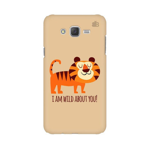 Wild About You Samsung J7 2016 Cover