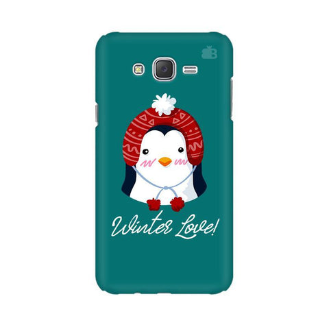 Winter Love Samsung J7 2016 Cover