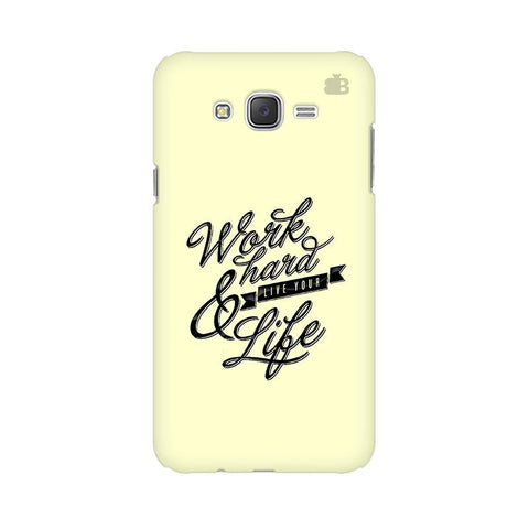 Work Hard Samsung J7 2016 Cover