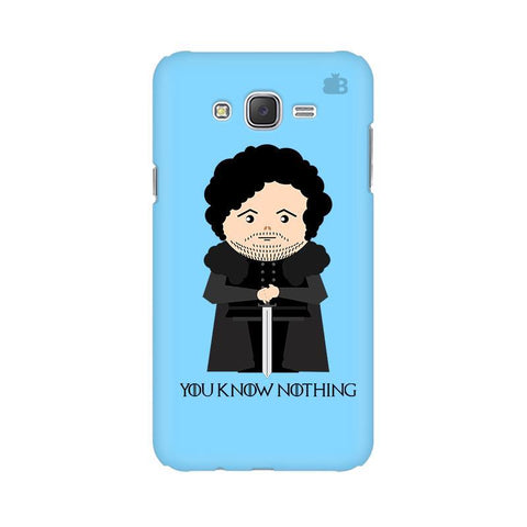 You Know Nothing Samsung J7 2016 Cover
