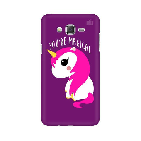You're Magical Samsung J7 2016 Cover